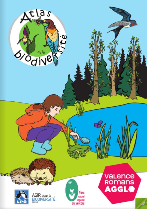 Atlas de la Biodiversité - Livret pédagogique